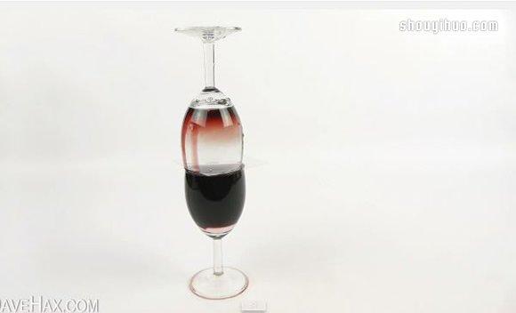 有趣的科学小实验:酒变水、水变酒!