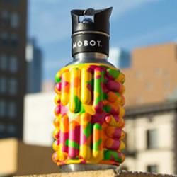 MOBOT运动水瓶 轻松补水做运动!