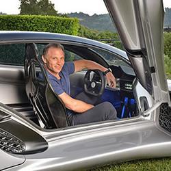世界首款3D打印的环保超级跑车