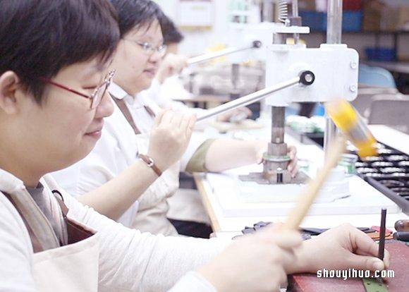 易拉罐回收利用DIY手錶 還上市出售咯!