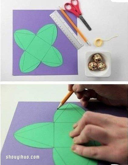 三角形包装盒diy制作步骤带展开图