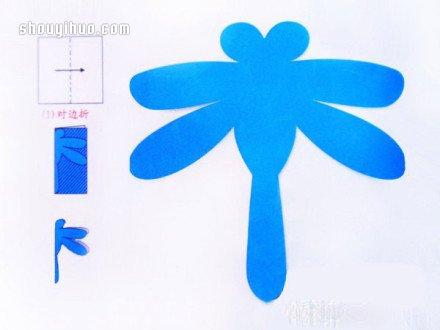 勤奋的剪纸简单点-3 5岁幼儿的简易剪纸教程图解