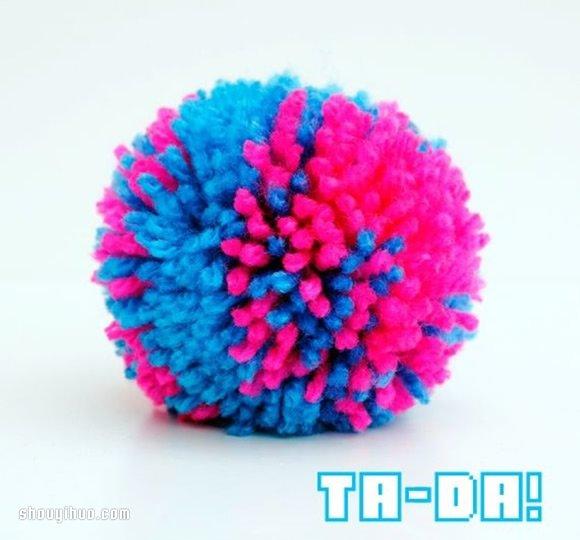 毛线球怎么做 毛线球的做法详细步骤图解