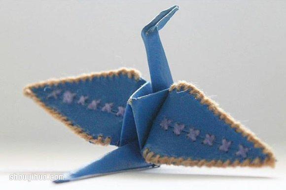 紙鶴的365種樣貌 藝術家的一日一紙鶴摺紙計劃