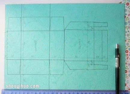 月饼包装盒的折法教程