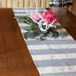自己动手DIY创意桌布 旧桌布也可以拿来改