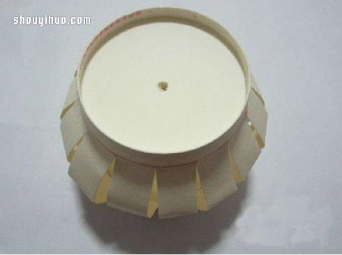灯笼制作方法图解 手工灯笼制作用纸杯做教程