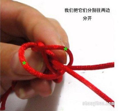 红绳编手链图解内容|红绳编手链图解版面设计
