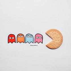 小时候最爱的零食创意DIY 令人惊喜的逗趣