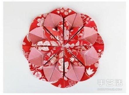 立体生日贺卡制作步骤 立体生日卡片制作方法 - www.shouyihuo.com