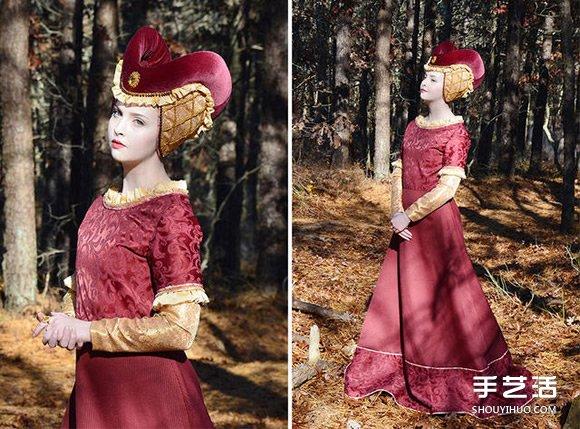 从业余喜好到专业缝纫 纽约18岁少女的华丽转身 -  www.shouyihuo.com