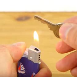 自制备份钥匙的方法 简易备份钥匙制作教程