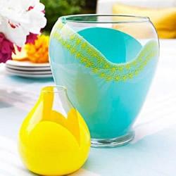 玻璃瓶变花瓶DIY小制作 超简单玻璃瓶废物利用