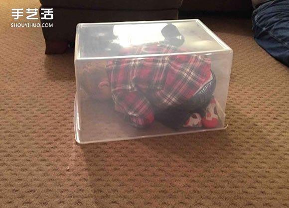 你确定躲好了吗?令人震惊的小朋友躲藏地点 ()