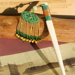 古风簪子DIY制作教程 古代簪子的做法图解