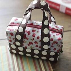 便当包手提包的做法 自制便当包小拎包教程