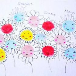 简单又好玩的创意手指画 启发孩子们的想象力