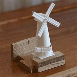 令人叹为观止的纸艺术 可以动的迷你折纸