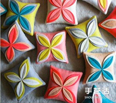 织布香包的做法图解 手工布艺香包DIY制作图片