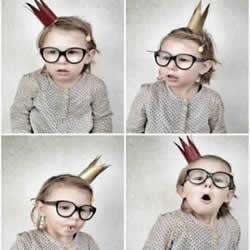幼儿卷纸筒皇冠手工制作教程 也可以当生日帽