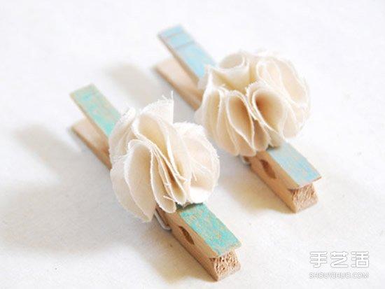 简单木夹子手工小制作 可爱的木夹子手工创意
