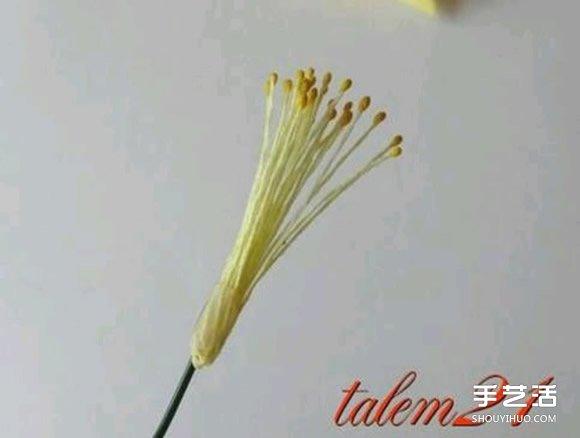如何用海绵纸做花 海绵纸制作花朵的详细步骤