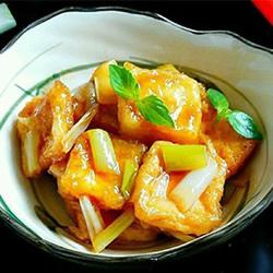 锅塌豆腐的家常做法 简单好吃的锅塌豆腐