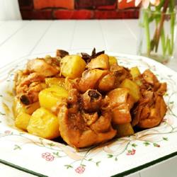 土豆焖鸡块的做法家常 怎么做土豆焖鸡块