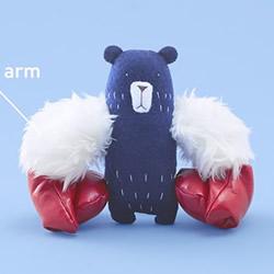 破旧毛绒玩具修复改造 让玩偶重生的公益活动
