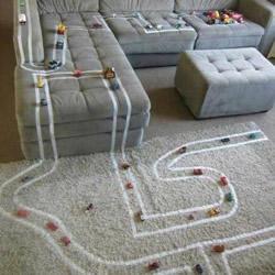 胶带创意手工小制作 DIY让孩子超喜欢的玩