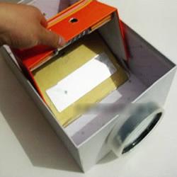 如何制作制手机投影仪 简易手机投影仪制作方法