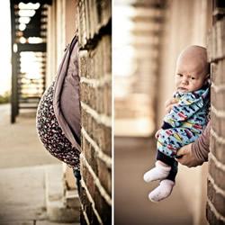 捕捉孕妈与小宝宝之间最温馨时光的摄影