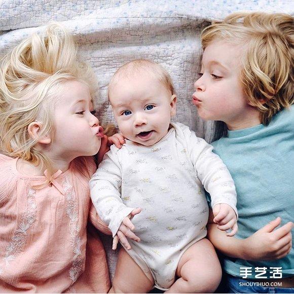 3喵x3汪x3娃:9个孩子与他们之间百分之百的爱 -  www.shouyihuo.com