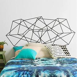 彩色胶带纸装饰DIY创意 让家变得温馨而有活力