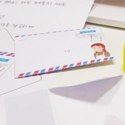 普通信封的折法图解 常见信封展开图模板