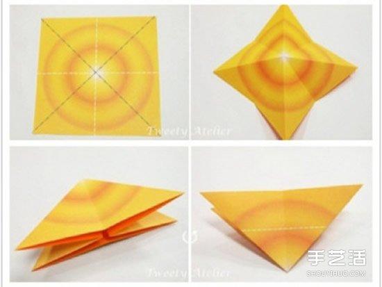 一张纸折纸双层爱心的步骤图解,希望能够满足小伙伴们越来越高的要求