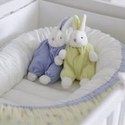 不织布婴儿床手工制作 可爱布艺婴儿床DIY方法