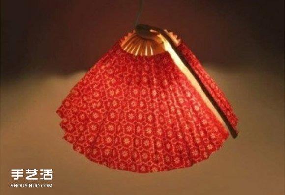 纸灯罩制作图解