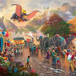 从来没有见过这样的迪士尼场景 如此绝美!