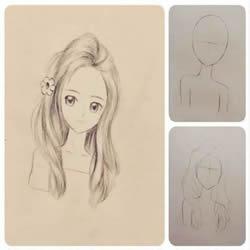 入门铅笔素描画画法 铅笔素描基础教程图解