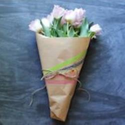 三角包书皮图解_礼品包装袋的简单DIY方法_手艺活网