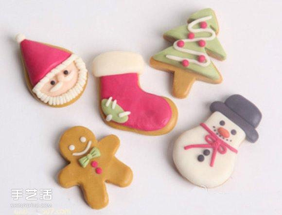 圣诞主题的超轻粘土小手工制作教程,圣诞老人、圣诞袜、圣诞树、雪人、姜饼人、麋鹿全部都有哦,小伙伴们快收藏起来,等节日到时就可以一展身手啦~提醒各位,一定要注意放置到安全的地方,免得被孩子拿去当饼干吃掉!