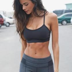 如何练出理想身型 运动前先了解自己的瘦身体型