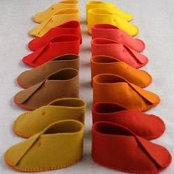 九种婴儿鞋的做法图解 婴儿鞋制作方法过程