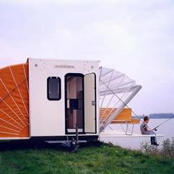 露营拖车Markies 打消你对露营的既定印象!