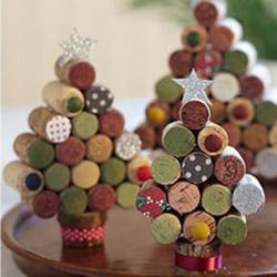 红酒瓶塞废物利用DIY 软木塞手工小制作图片
