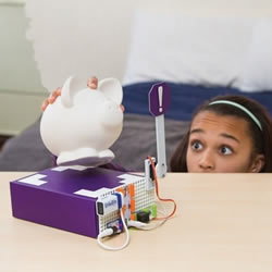 LittleBits电子积木 让孩子成为小小发明家!