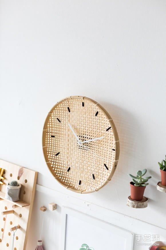 钟表时刻设计图