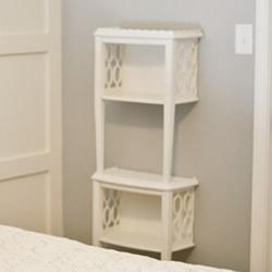 旧桌子改造DIY墙柜置物架的方法 步骤超简单