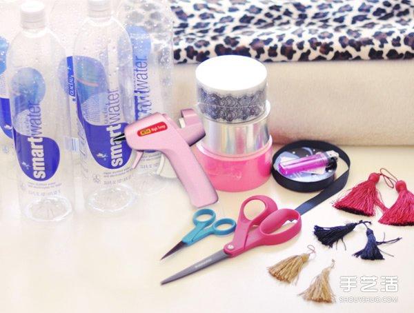 利用塑料瓶自製鞋撐 簡單長靴支撐架DIY教程